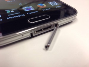 Samsung Galaxy S5 Port Cover